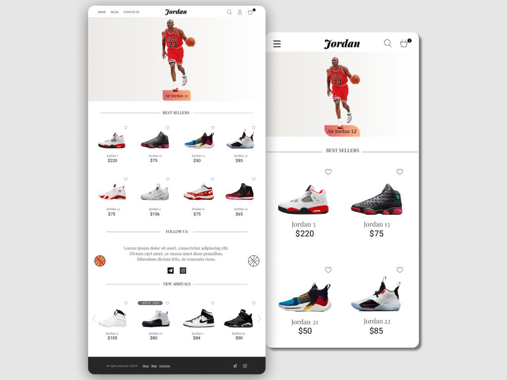 Sepatu Jordan Online