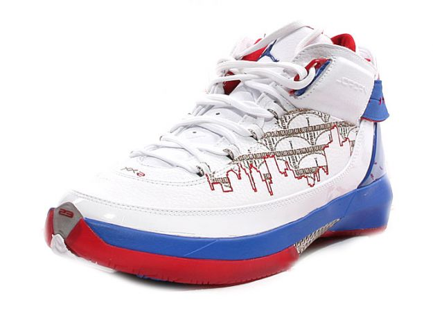 Jordan XXII PE